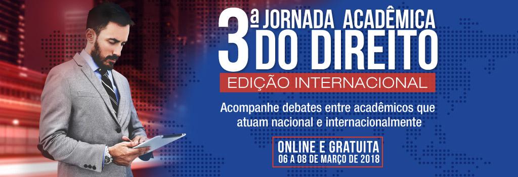 3° Jornada Acadêmica